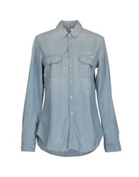 Mother Denim Denim Shirts Women