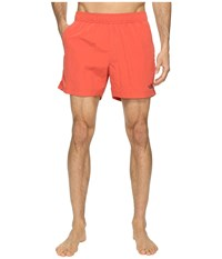 The North Face Class V Pull On Trunk Short Sunbaked Red Men's Swimwear