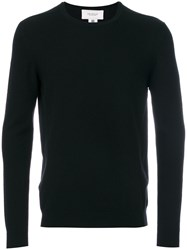 Pringle Of Scotland Round Neck Jumper Cashmere Xxl Black