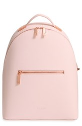Ted Baker London Mini Jarvis Leather Backpack
