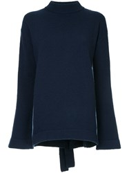 Ellery Vivos Sweater Blue