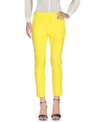 Imperial Star Casual Pants Yellow