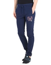 New Balance Trousers Casual Trousers Dark Blue