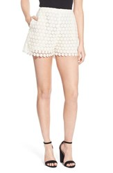 Women's Paul And Joe Sister 'Gold' Lace Shorts