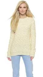 Jenni Kayne Loop Sweater Ivory