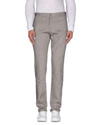 Officina 36 Trousers Casual Trousers Men Brown