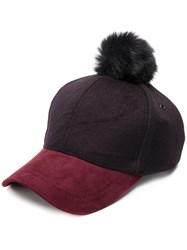 Paul Smith Ps By Knit Cap Red