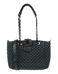 Ermanno Scervino Di Handbags Dark Green