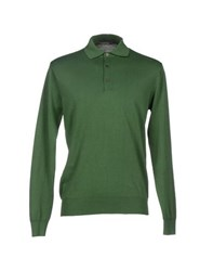 Andrea Fenzi Knitwear Jumpers Men Green