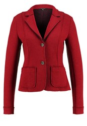 More And More Blazer Vintage Red