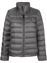 Polo Ralph Lauren Padded Jacket Grey