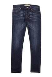French Connection Men's Co Skinny Fit Jeans Denim Dark Wash