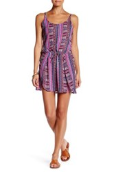 Lucky Brand Desert Dancer Cover Up Tunic Multi