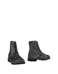 Anniel Ankle Boots Steel Grey