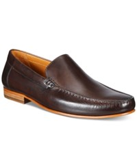 Tasso Elba Men's Gino Loafers Only At Macy's Men's Shoes Brown