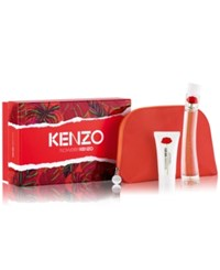 Kenzo 3 Pc. Flower By Eau De Parfum Set No Color