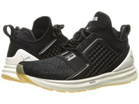 Puma Ignite Limitless Reptile Black Men's Running Shoes