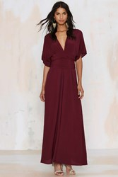 Nasty Gal Classy To The Maxi Dress