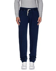 Saturdays Surf Nyc Trousers Casual Trousers Men Blue