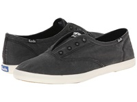 Keds Chillax Charcoal Women's Slip On Shoes Gray