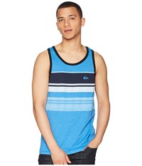 Quiksilver Swell Vision Tank Top Malibu Heather Sleeveless Multi