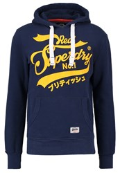 Superdry Hoodie Nautical Navy Royal Blue