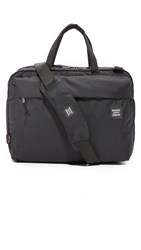 Herschel Britannia Trail 3 Way Briefcase Black