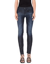 Drykorn Denim Denim Trousers Women Blue