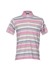 Bramante Polo Shirts Pink