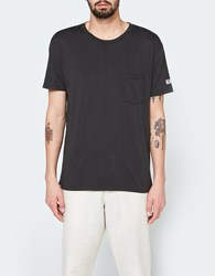 Quality Peoples Paradise Heaven Pocket T Shirt In Charcoal