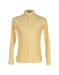 Dickson Shirts Shirts Men Yellow