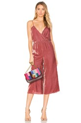 House Of Harlow X Revolve Rory Jumpsuit Pink