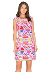 Deby Debo Kaz Embellished Dress Pink