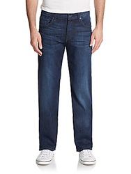 7 For All Mankind Austyn Relaxed Straight Leg Jeans Ocean View