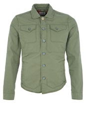 Gas Jeans Gas Army Summer Jacket Light Green