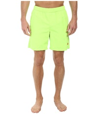 The North Face Class V Rapids Trunk Safety Green Men's Shorts
