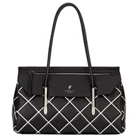 Fiorelli Carlton Flap Over Tote Bag Mono