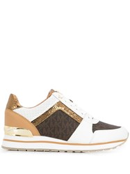 Michael Michael Kors Lace Up Sneakers White