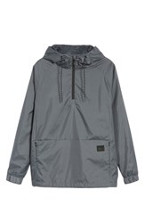 Imperial Motion Nct Bezel Packable Anorak Asphalt