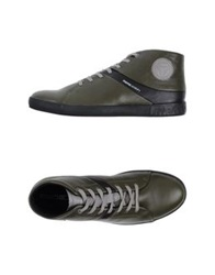 Momo Design High Tops And Trainers Dark Green