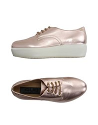 Cesare Paciotti 4Us Footwear Low Tops And Trainers Women Copper
