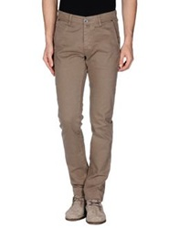 Re Hash Casual Pants Dove Grey