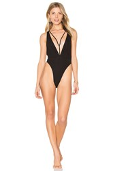 Motel Midnight Swimsuit Black