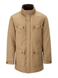 Skopes Men's Maine Padded Coat Khaki