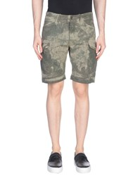 Roy Rogers Roger's Bermudas Military Green