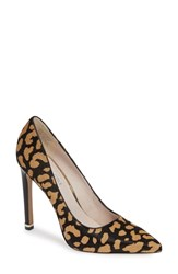 Kenneth Cole New York Riley 110 Pointy Toe Pump Natural Calf Hair