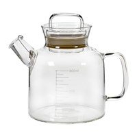 Serax Glass Teapot Clear