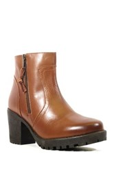 Chelsea Crew Glam Leather Boot Brown