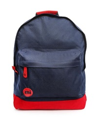 Mi Pac Blue Red Two Tone Classic Backpack