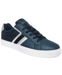 Sean John Capri Ballistic Sneakers Men's Shoes Navy